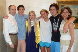 Paddison family 2010