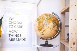 We choose to care how things are made