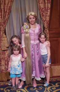 Girls w Rapunzel 2015