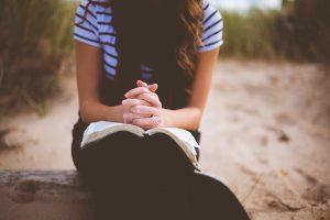 God prayer faith Christianity