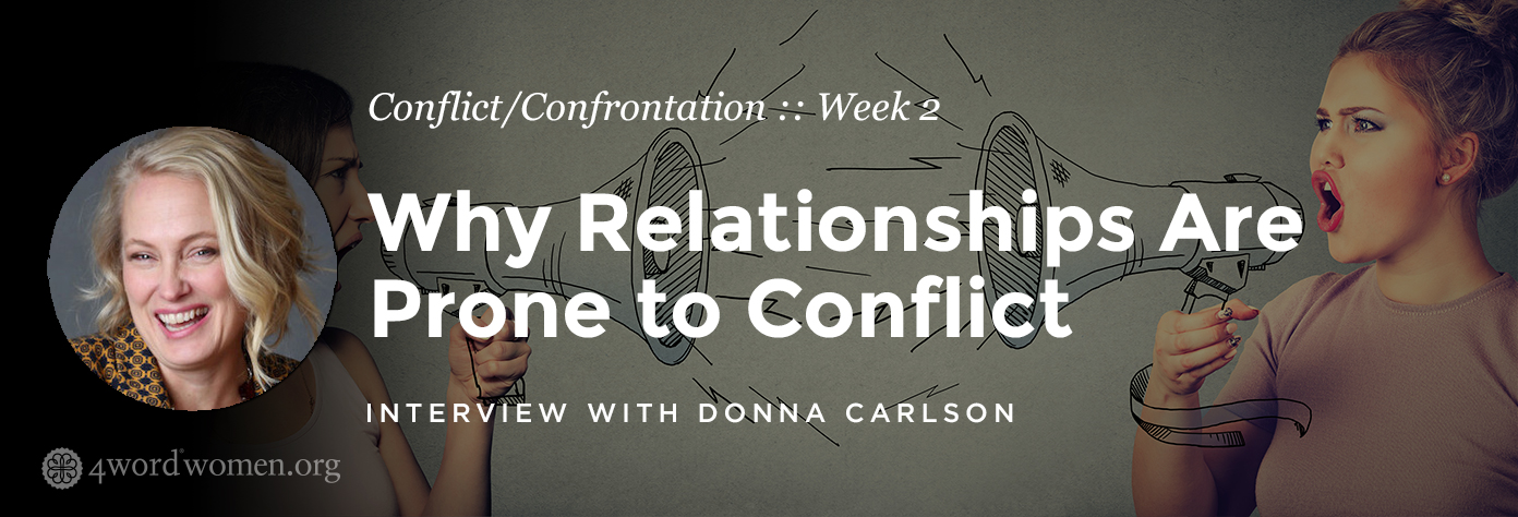 why relationships are prone to conflict
