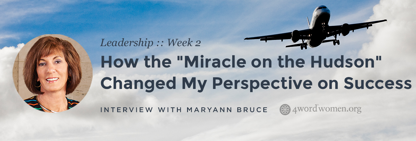 "How the ""Miracle on the Hudson"" Changed My Perspective on Success"
