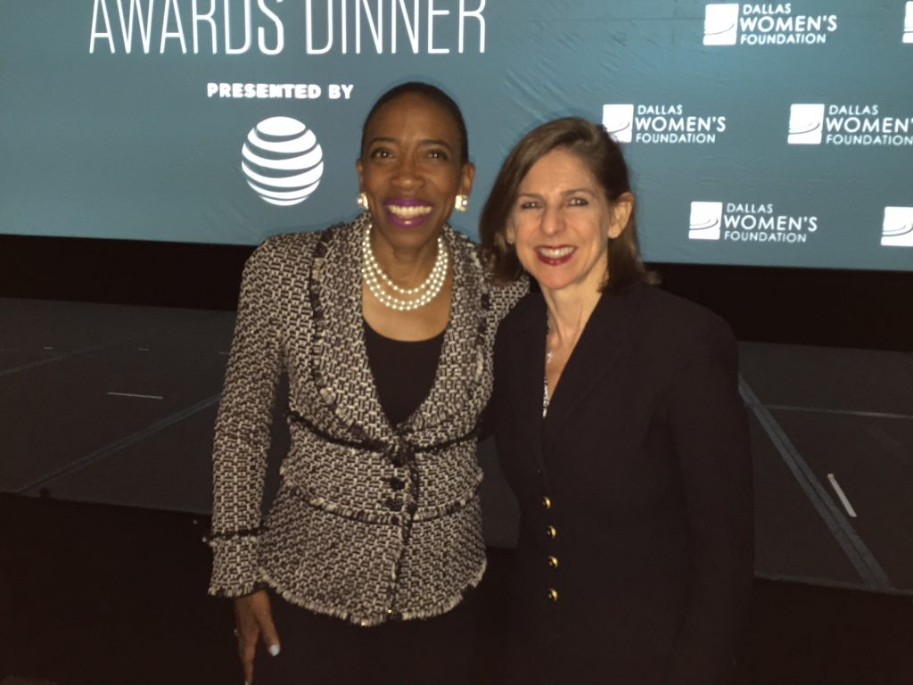 diane paddison and carla harris